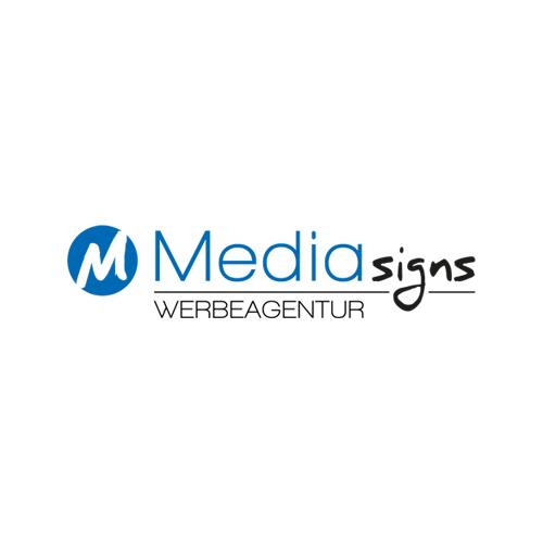 Media Signs Logo