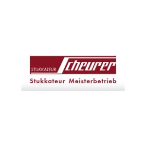 Stukkateur Scheurer Logo