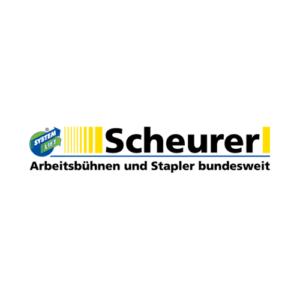 Scheurer Arbeitsbühnen Logo