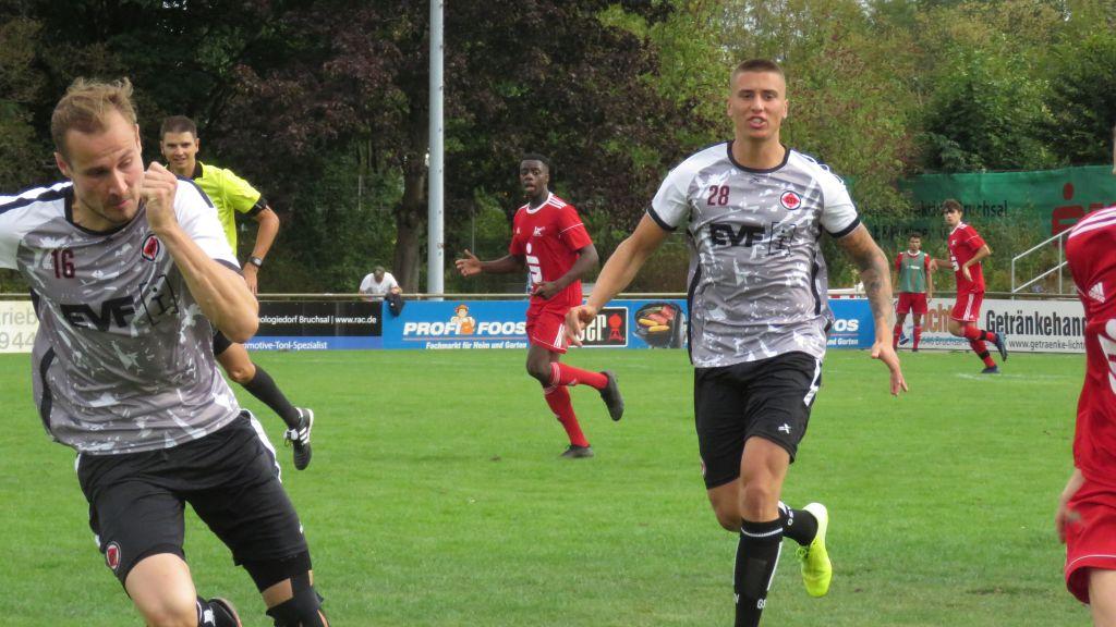 29.08.2020 FC Bruchsal gegen GSV 0:0 Spielbild 019