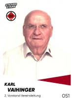 Karl Vaihinger